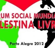 FSM Palestina Livre: parlamentar visita PT/RS para divulgar evento